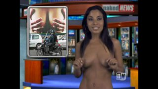 Naked News - Michela Fiore