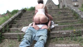 Lady Sonia   - The Cuckoldrix And The Builder
