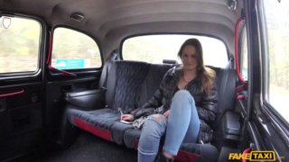 Barbara Bieber (Divorced lady gets taxi fucking -