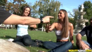 Debbie White - Banging Lessons - with Cathy