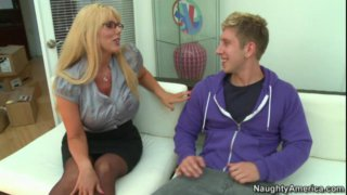 Karen Fisher - My first sex teacher